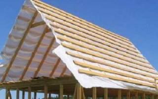 Изготовление двухскатной крыши — Своими Руками