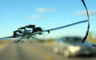 Как заделать трещину на лобовом стекле автомобиля — Своими Руками