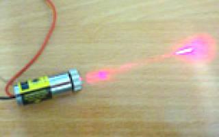 Лазерная сигнализация — Своими Руками