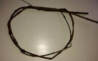 Плетем и вяжем венки к новому году — Своими Руками