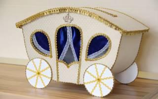 Свадебная коробочка — Своими Руками