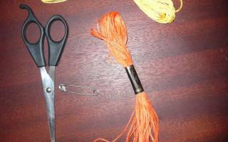 Украшения из ниток — техника макраме — Своими Руками