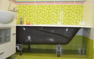 Лицевая панель для ванны — Своими Руками