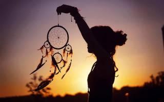 Ловец Снов: украшение и амулет — Своими Руками