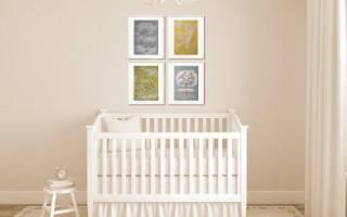 Текстильная картина для детской комнаты — Своими Руками