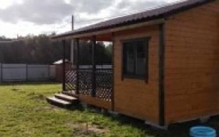 Строим летний домик — Своими Руками