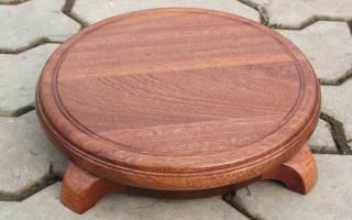 Поворотный стол — Своими Руками