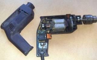 Ремонт сетевого шнура электродрели — Своими Руками