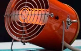 Мини электрический обогреватель 12 В 80 Вт — Своими Руками