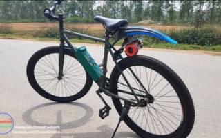 Электровелосипед на базе бесщеточного двигателя — Своими Руками