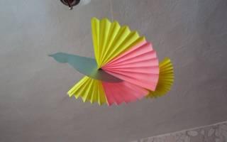 Птица счастья — украшение для комнатных растений — Своими Руками