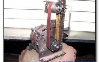 Гриндер из двигателя от стиральной машины — Своими Руками