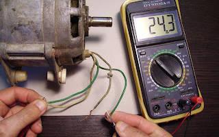 Как подключить двигатель от стиральной машины к 220 В — Своими Руками