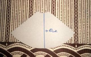 Ангел из ватных дисков — Своими Руками