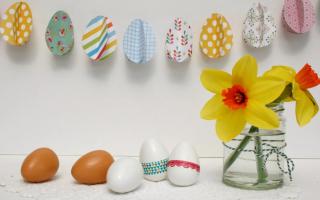 Пасхальные яйца — Своими Руками