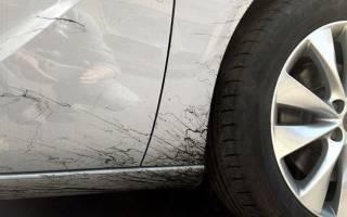 Удаление битумных пятен с кузова автомобиля — Своими Руками