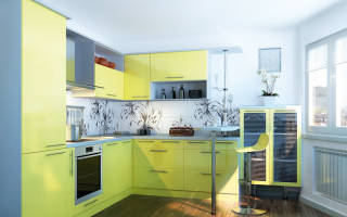 Реставрация кухонной мебели своими руками — Своими Руками
