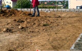 Простая технология заливки бетонного пола — Своими Руками