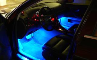 Подсветка дверей автомобиля — Своими Руками